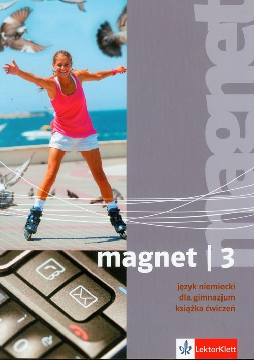 Magnet 3 Język niemiecki Książka ćwiczeń Motta Giorgio