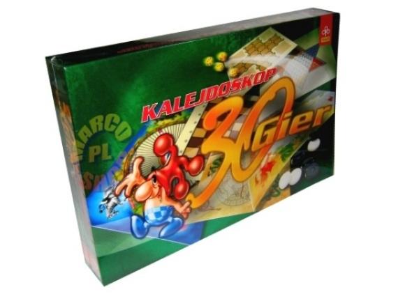 Gra - Kalejdoskop 30 gier TREFL (00170)