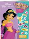 Disney Księżniczka Ubieranki naklejanki/SDU9101
