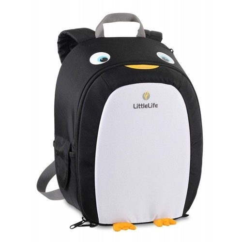 Plecak z piórnikiem LittleLife Pingwin