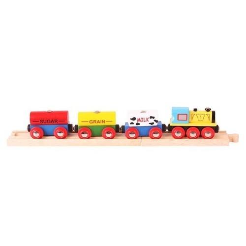 Pociąg z Płatkami Śniadaniowymi (BJT470)