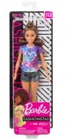 Barbie Fashionistas Modne przyjaciółki - Lalka 112