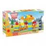 Baby Blocks - Kolejka 58 elementów (41470)