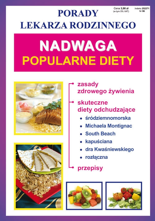 Nadwaga Popularne diety