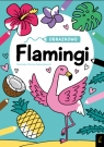 Obrazkowo. Flamingi Opracowanie zbiorowe