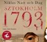 Sztokholm 1793  (Audiobook)