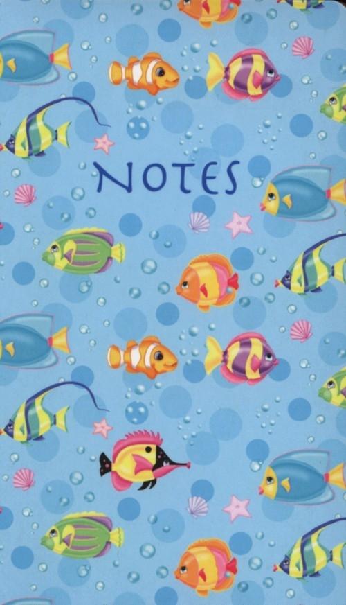 Notes bloczkowy ND 109 z długopisem Ryby