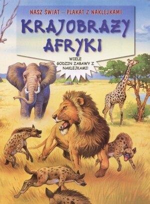 Krajobrazy Afryki praca zbiorowa