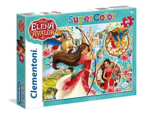 Puzzle Supercolor Elena of Avalor 60 (26970)