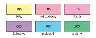 Farba akrylowa - pastelowy róż pudrowy 75ml (HA 7370 0075-205