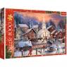 Puzzle 1000: Białe Święta (10602)