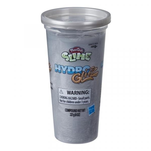 Slime PlayDoh Hydroglitz Silver (E9072/E9233)