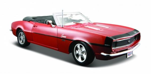 Model metalowy 1968 Chevrollet Camaro ss369 brązowy 1:24 (10131257/2)