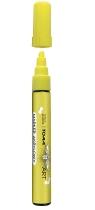 Marker akrylowy - żółty TO-40002