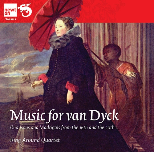MUSIC FOR VAN DYCK RING AROUND QUARTET