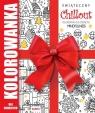 Kolorowy chillout Kolorowanka dla dorosłych. Wydanie świąteczne
