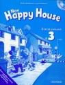New Happy House 3. Zeszyt ćwiczeń z płytą CD