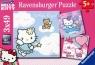 Puzzle Hello Kitty 3x49