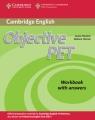 Objective PET Workbook with answers Hashemi Louise, Thomas Barbara