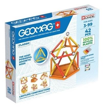 Geomag ECO Color - 42 elementy (GEO-271)