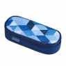 Piórnik Saszetka - Blue Cubes