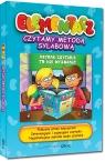 Elementarz - czytamy metodą sylabową kolorowe ilustracje Alicja Karczmarska-Strzebońska