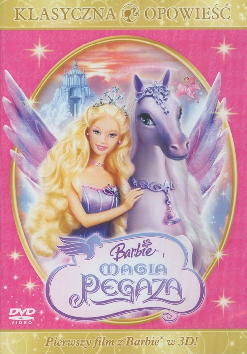 Barbie i magia Pegaza Cliff Ruby, Elana Lesser