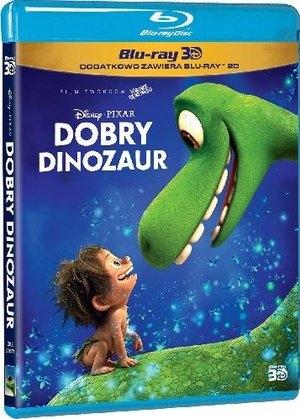 Dobry dinozaur (Blu-ray 3D)