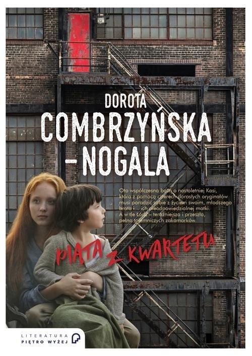 Piąta z kwartetu Combrzyńska-Nogala Dorota