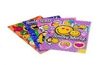 Wkłady do segregatora A6 Smiley World 20 kartek