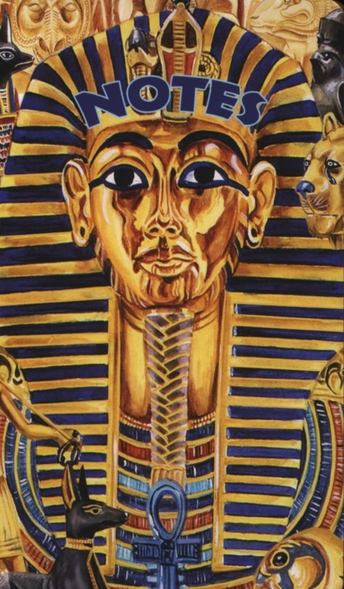 Notes bloczkowy ND 110 z długopisem Faraon