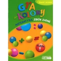 Gra w kolory 1 Matematyka Zbiór zadań Wiązowska Małgorzata
