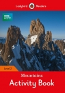 BBC Earth: Mountains Activity Book Ladybird Readers Level 2