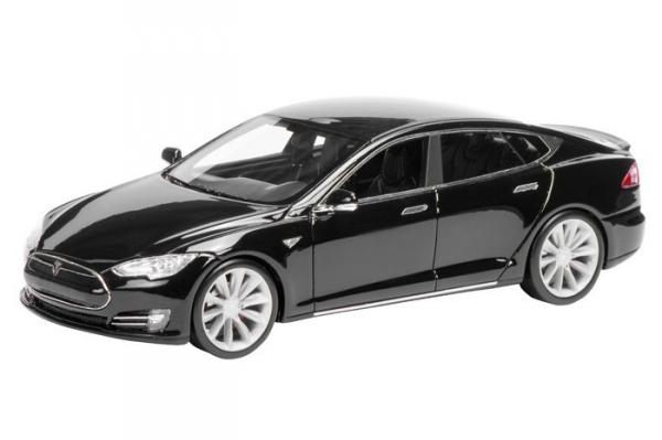 TESLA Model S (black)