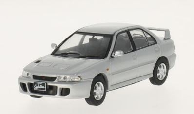 Mitsubishi Lancer Evo 1 RHD, 1992 (silver) (216956)