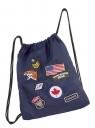Coolpack - Sprint - Worek uniwersalny - Navy (90711CP)