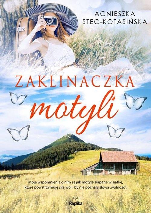 Zaklinaczka motyli Stec-Kotasińska Agnieszka