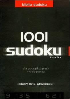 Sudoku 1001 dla początkujących praca zbiorowa