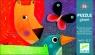 Puzzle gigant Parada zwierząt (DJ07171)