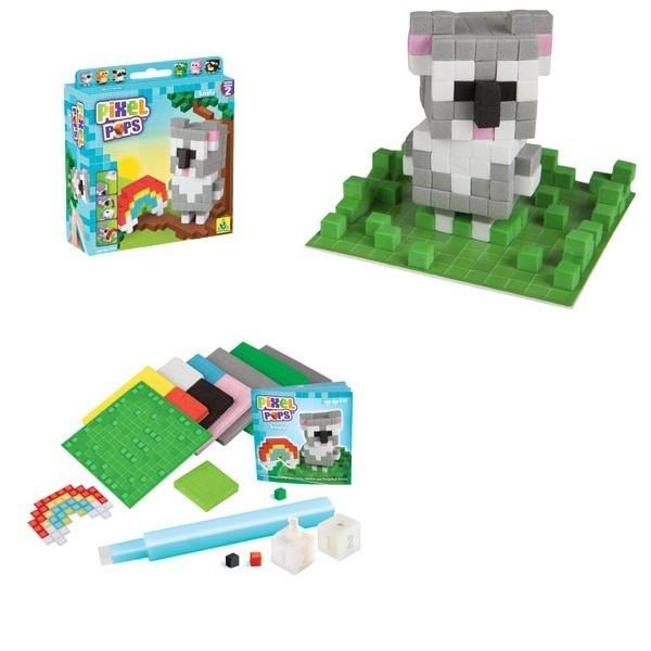 TOF PixelPops, Pixelowy zwierzak - koala