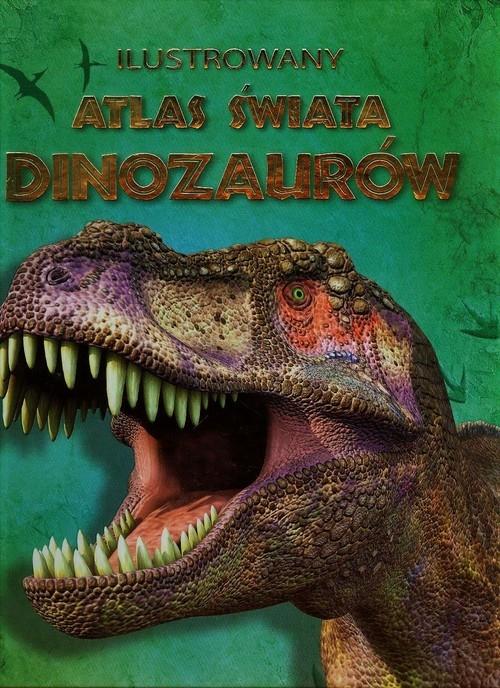 Ilustrowany atlas świata dinozaurów Davidson Susanna, Turnbull Stephanie, Firth Rachel
