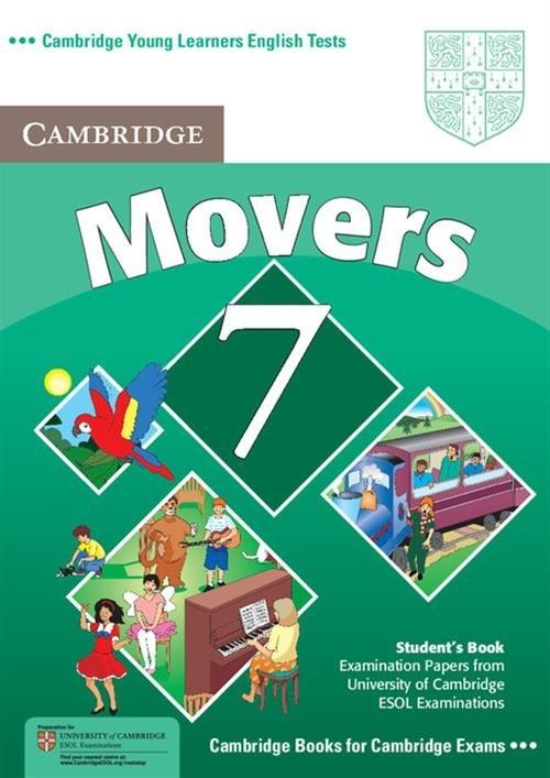Cambridge Movers 7 Student's Book