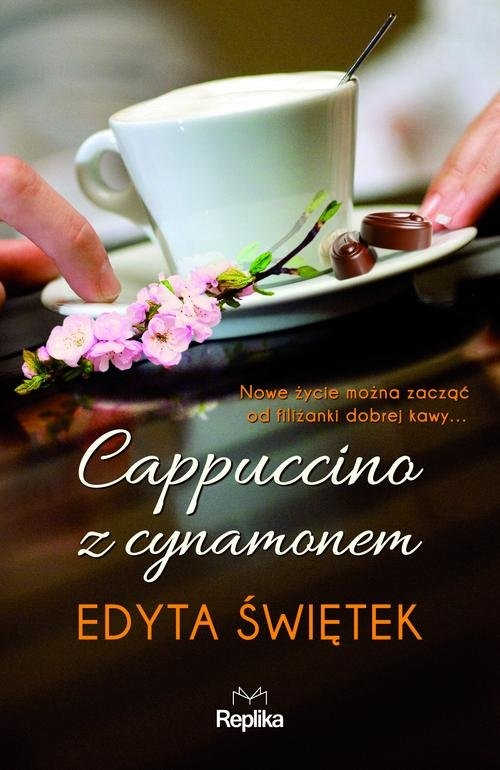 Cappuccino z cynamonem Świętek Edyta
