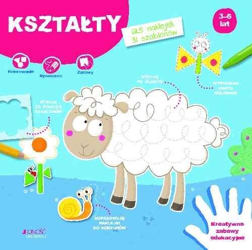 Kształty Kreatywne zabawy edukacyjne