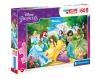 Puzzle Maxi SuperColor 60: Princess (26471)