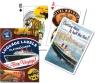 Piatnik, karty do gry, 1 talia, Luggage Labels