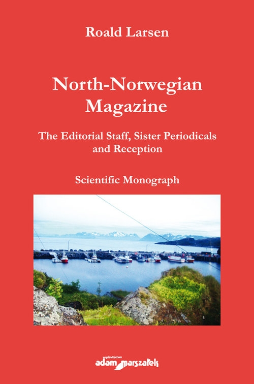 North-Norwegian magazine Larsen Roald