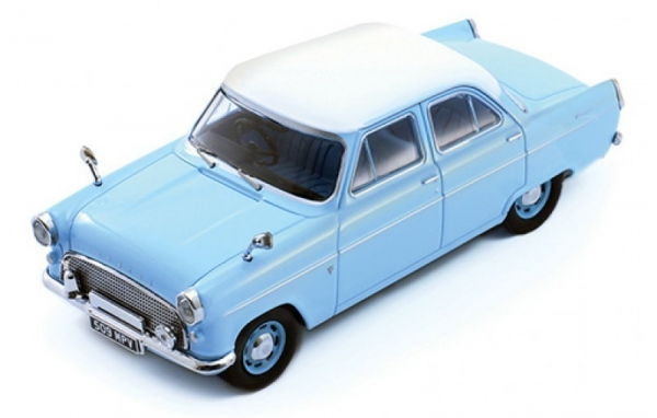 Ford Consul MKII 1959 (light blue/white roof) (PRD551)