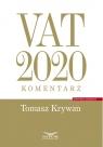 VAT 2020. Komentarz Krywan Tomasz