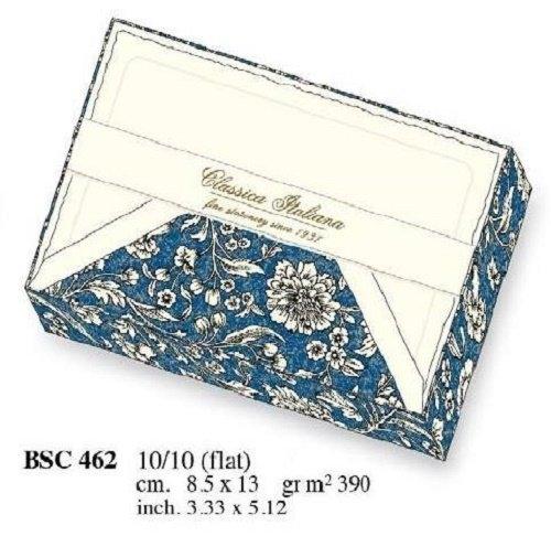 Papeteria box 10 kopert i 10 kartek